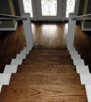 Wood floor installation houston